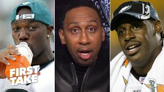 Is Donovan McNabb right to blame Terrell Owens? Stephen A. reacts | First Take