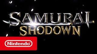 Nintendo Samurai Shodown - Trailer de presentación anuncio