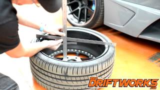 How to measure your Wheel Offset / ET accurately