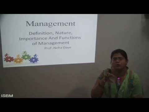 Indian school of Business Management and Administration video cover2