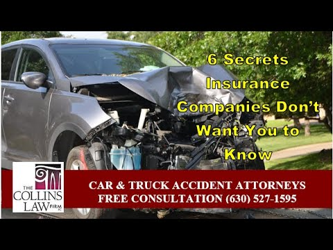 Car Accidents | Naperville Auto Injury Lawyers Collins Law Firm