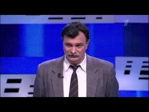 Дебаты. Первый Канал доверенное лицо - Юрий Болдырев! 13.03.2018
