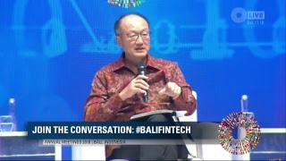 IMF and Worldbank Annual meetings and Bali Fintech Agenda
