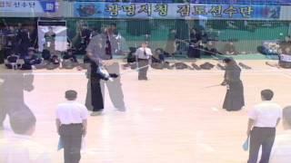 2011 봉림기 단체전 남양주시청 : 부산시청