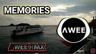 DJ MEMORIES SANTUY FULL BASS Versi Remix Angklung Terbaru 20...