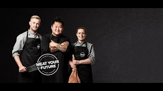 Meat your future – i kødet på fordomme med Simon Jul: