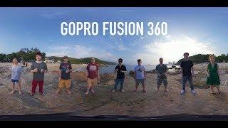 GoPro Fusion 360 - Sensation M ( Maytree 메이트리 & Metro Vocal Group - Sailing