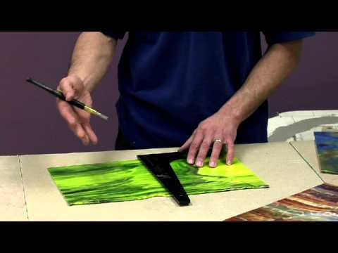 How to Cut Hand Rolled Art Glass | Delphi Glass