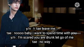 FORCED MARRIAGE PART 3 || TAEHYUNG FANFICTION || TAEHYUNG IMAGENE ||#BTSSRIVALLI
