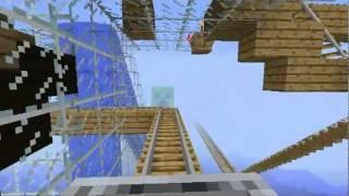 Minecraft 會死飛車 Maydie Rollercoaster