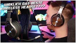 Wirklich das beste Wireless Headset wie alle behaupten? Corsair Virtuoso RGB SE PS4 / PC