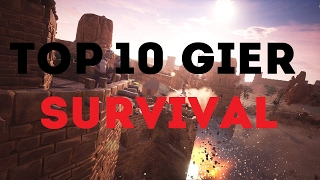 Top 10 Gier Survival