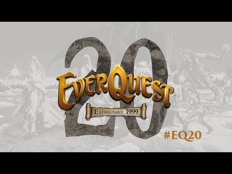 Fly Through 20 Years of EverQuest
