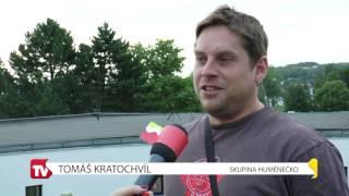 Video TVS: Uherské Hradiště – Hudba vatriu Kina Hvězda