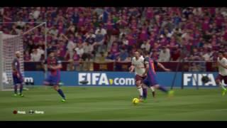 FIFA 17 combination
