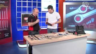 WERKZEUG TV #64 GearPlus Ratschenschlüssel für (nahezu) alle denkbaren Anwendungen - KS Tools