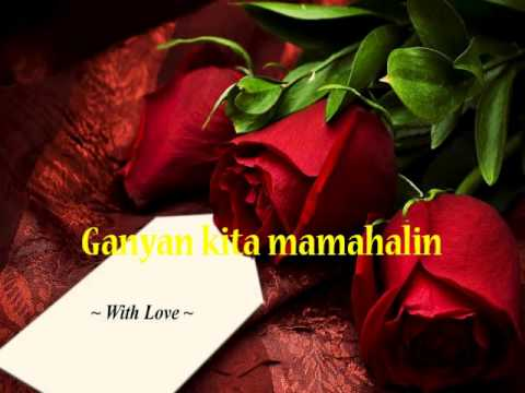 Laging Ikaw ~ jed madela (with lyrics)