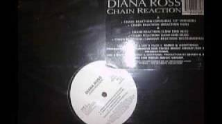 Diana Ross- Chain Reaction(smoove reaction instrumental )