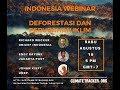 CT Indonesia Webinar: Perubahan Iklim dan Jurnalisme