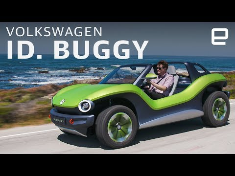 VW ID. Buggy Hands-On: EV's get to have some fun