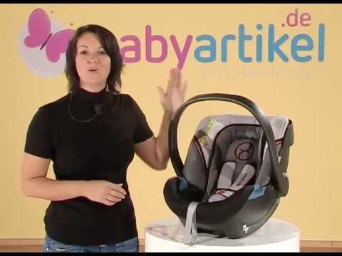 CYBEX Aton - Babyschale Gr. 0+ | Babyartikel.de