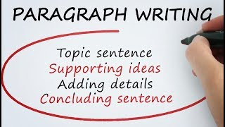 How to Write a Good Paragraph ⭐⭐⭐⭐⭐