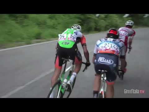 Video | Samenvatting etappe 4 Giro d'Italia