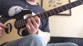 Rainy day dream away blues - Brian Kahanek