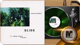 Calvin Harris feat Map Style   Slide Freestyle Remix