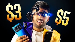 I bought the CHEAPEST Tech in the World