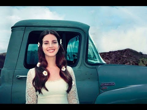 Lana Del Rey - Lust for Life ft. The Weeknd (Instrumental)