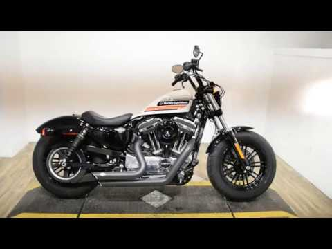 2018 Harley-Davidson Forty-Eight® Special in Wauconda, Illinois - Video 1