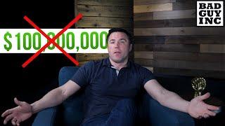 Khabib Nurmagomedov has a unique view of $100,000,000...