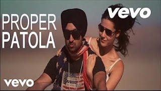Gambar cover Proper Patola [BASS BOOSTED] | Diljit Dosanjh feat. Badshah | Latest Punjabi Songs 2016