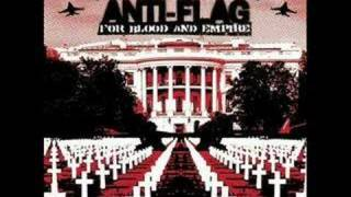 DIE FOR YOUR GOVERNMENT-ANTI-FLAG