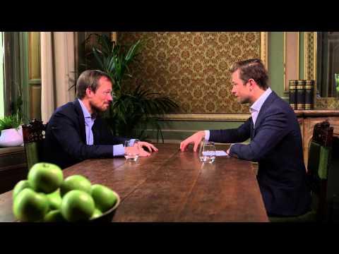 Aart van Veller ging in gesprek met Yuri van Geest