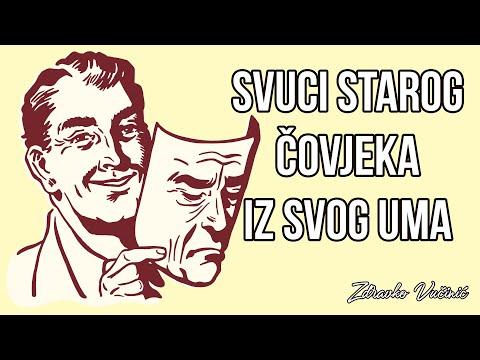 Zdravko Vučinić: Svuci starog čovjeka iz svog uma