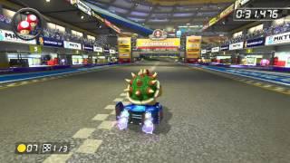 Mario Kart Stadium - 1:34.798 - Zhu (Mario Kart 8 World Record)