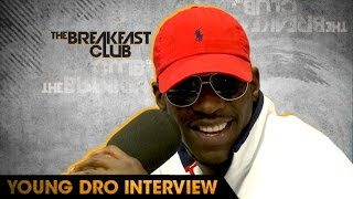 Young Dro On Going To Prison, Collaborating With T.I. and Is He Joseline Hernandez's Baby Daddy