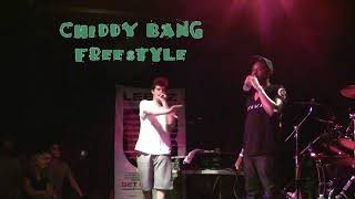 Chiddy Bang Freestyle