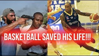 Craziest basketball story ever! Meet the pro player who was almost KILLED during an African war