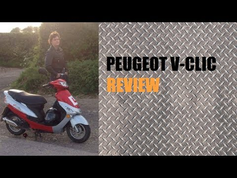 2015 Peugeot V-Clic Review