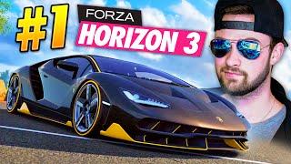 LOOK AT MY EPIC NEW CAR! - Forza Horizon 3 Gameplay #1
