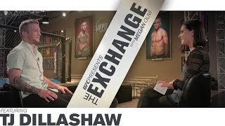 The Exchange: TJ Dillashaw Preview