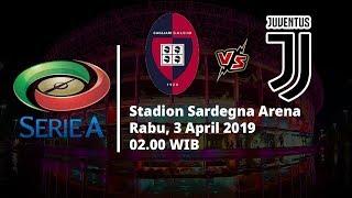 Video Live Streaming dan Jadwal Laga Cagliari Vs Juventus di HP Via MAXStream beIN Sport