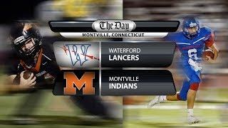 Full replay: Waterford at Montville football