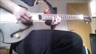 Angels And Airwaves   Tremors Guitar Cover