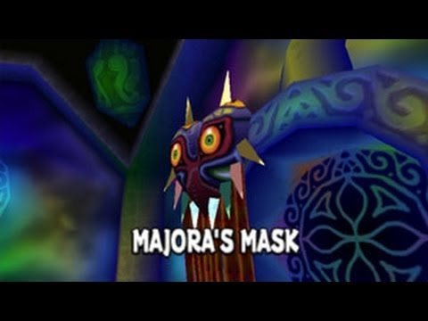 Legend of Zelda: Majora's Mask TAS in 1:29:32 by MrGrunz