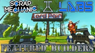 Featured Builders - Lord Pain