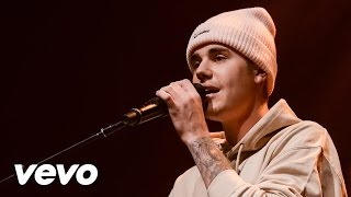 """Evening with Justin Bieber: """"Baby"""" Performance 